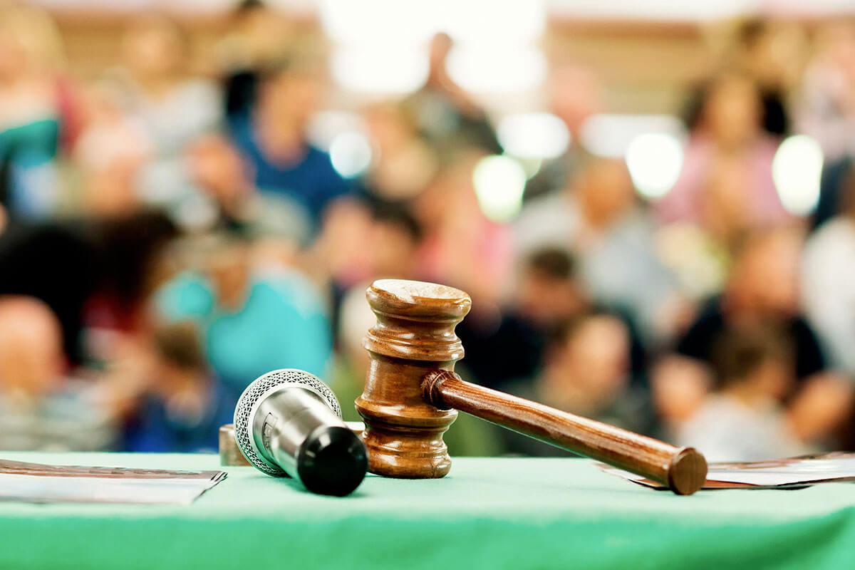Che cos'è un'asta giudiziaria immobiliare?